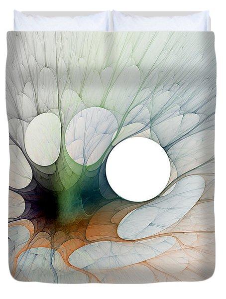 Splatt Duvet Cover