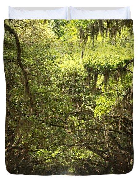 Splendid Oak Drive Duvet Cover