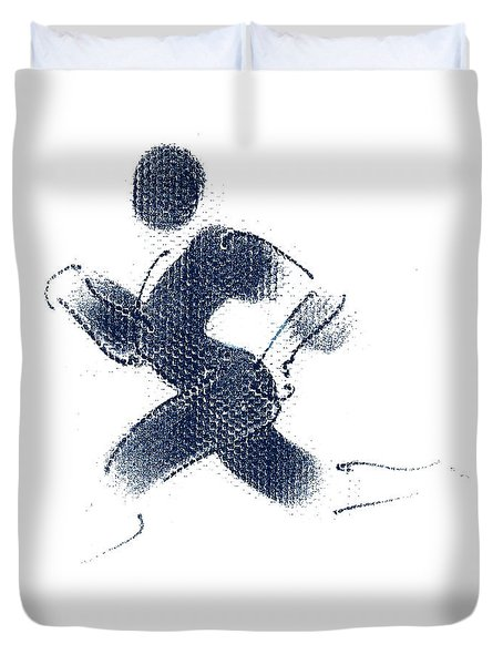 Sport A 1 Duvet Cover