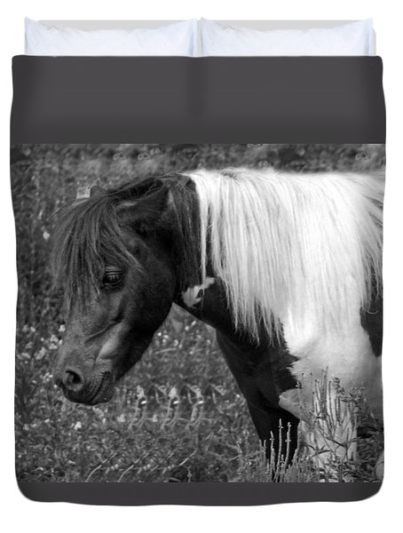 Spotted Pony Duvet Cover