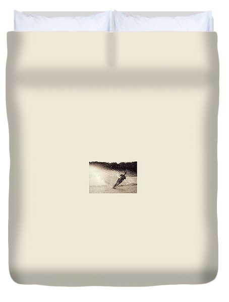 Missouri Spray Duvet Cover