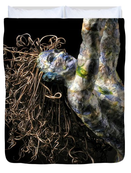Spring Duvet Cover by Adam Long
