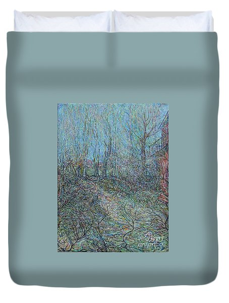 Spring Again Duvet Cover