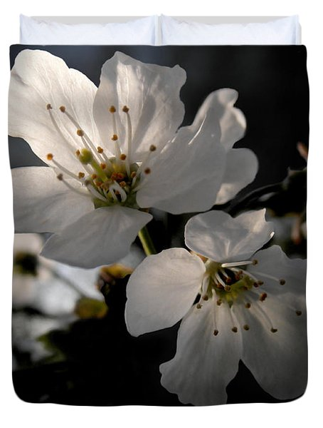 Spring Emerging Duvet Cover