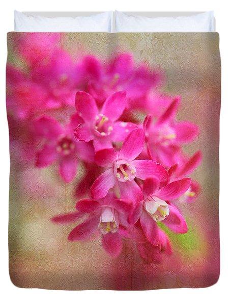 Spring Beauty Duvet Cover