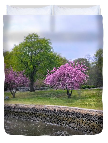 Spring Cove Duvet Cover