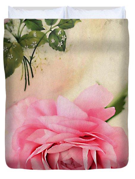 Spring Elegance Duvet Cover by Darren Fisher