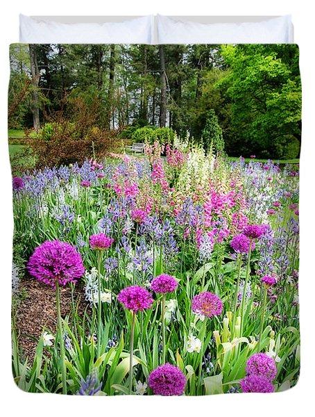 Spring Gardens Duvet Cover