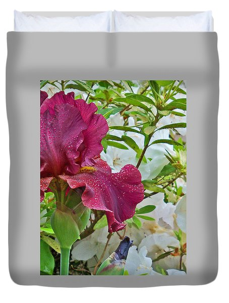 Spring Glow Duvet Cover by Larry Bishop