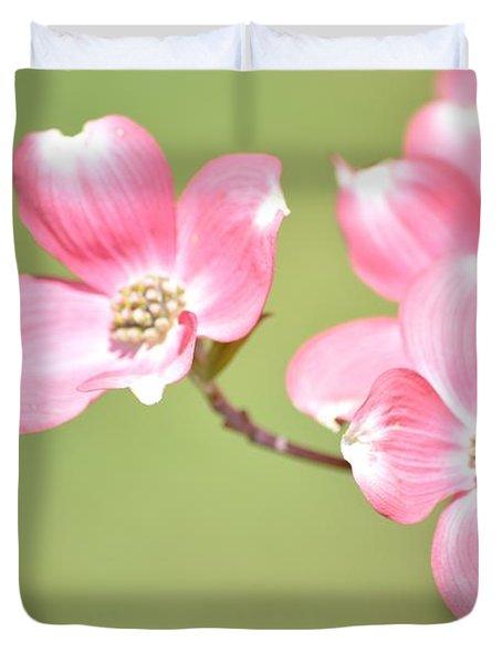 Spring Harbinger Duvet Cover