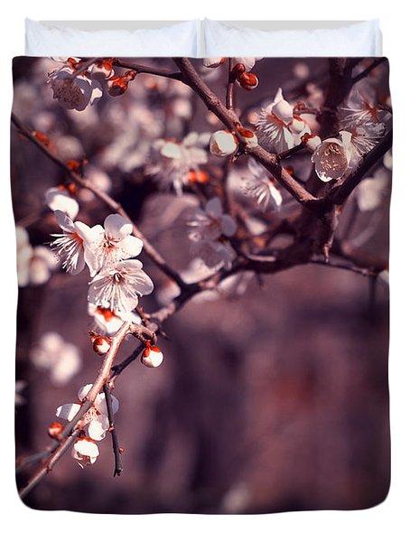 Spring Has Come Duvet Cover