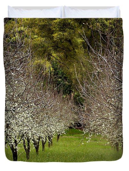 Spring Has Sprung Duvet Cover
