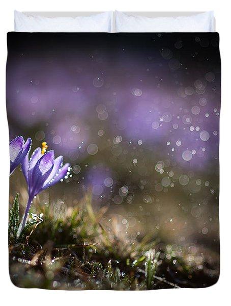 Spring Impression I Duvet Cover