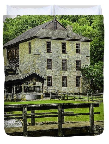 Spring Mill Duvet Cover
