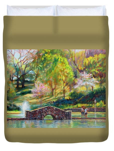 Spring Morning Duvet Cover