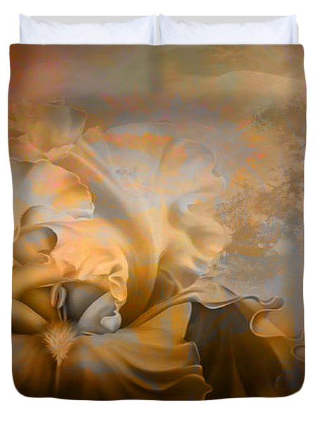 Spring Morning Duvet Cover by Yanni Theodorou