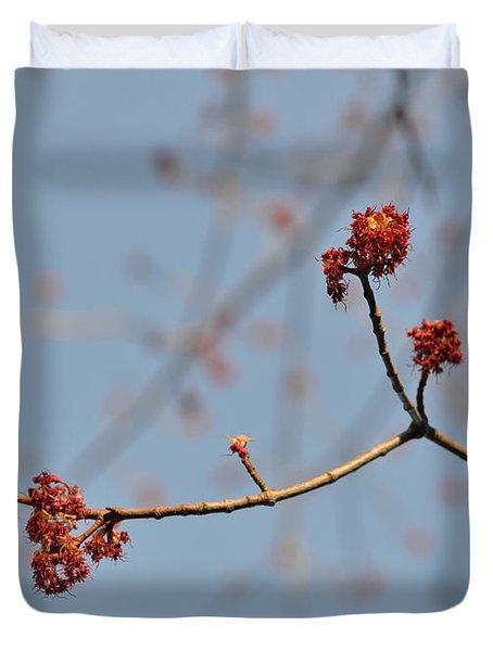 Spring Promise Duvet Cover