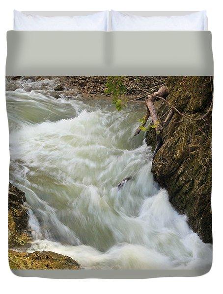 Spring Rush Duvet Cover