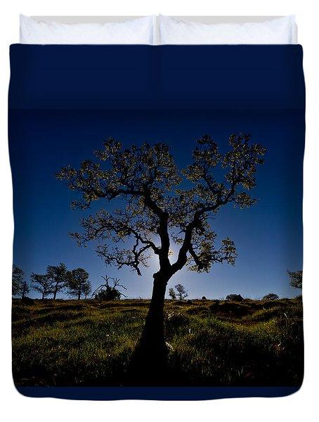 Spring Tree Duvet Cover
