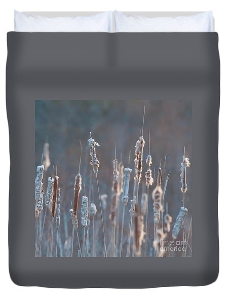 Spring Whisper... Duvet Cover