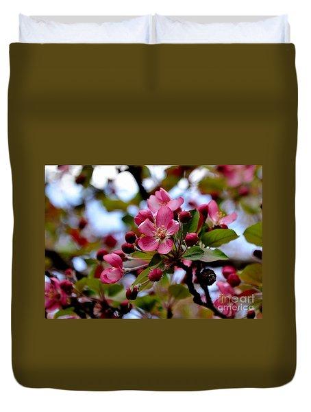 Spring1 Duvet Cover