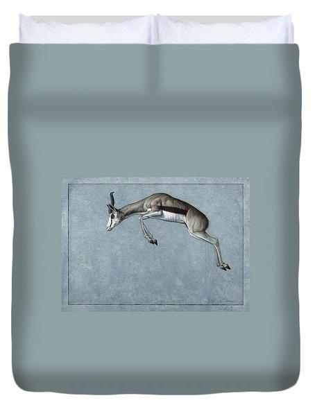 Springbok Duvet Cover