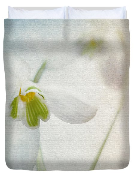 Springflower Duvet Cover