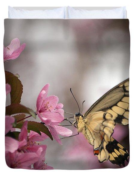 Springtime Duvet Cover