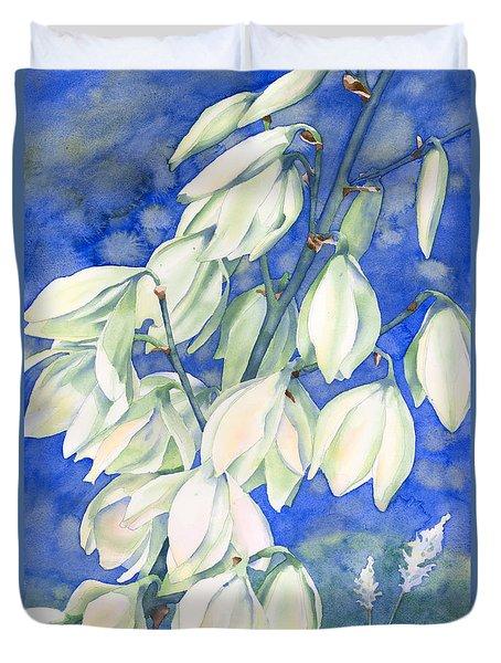 Springtime Splendor Duvet Cover