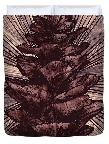 Spruce I Duvet Cover