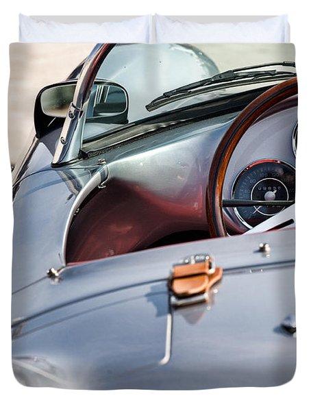 Spyder Cockpit Duvet Cover