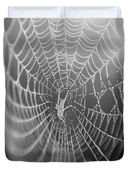 Spyder Web Duvet Cover