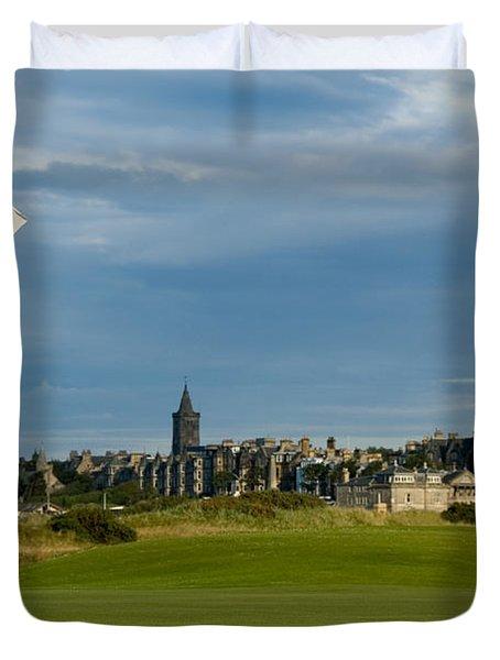 St Andrews Golf Duvet Cover