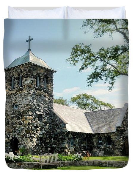 St. Ann's Episcopal Church Duvet Cover