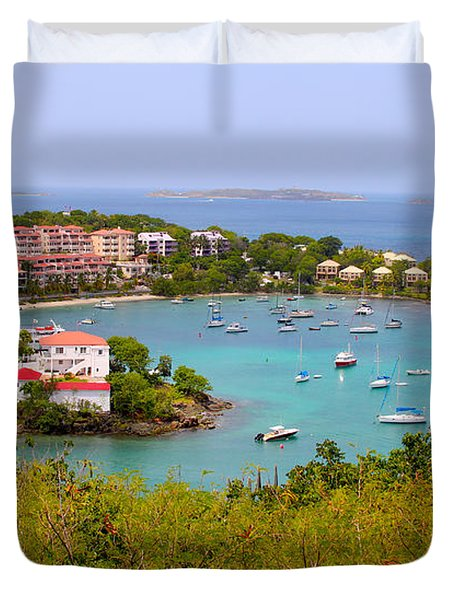 St John's View Duvet Cover