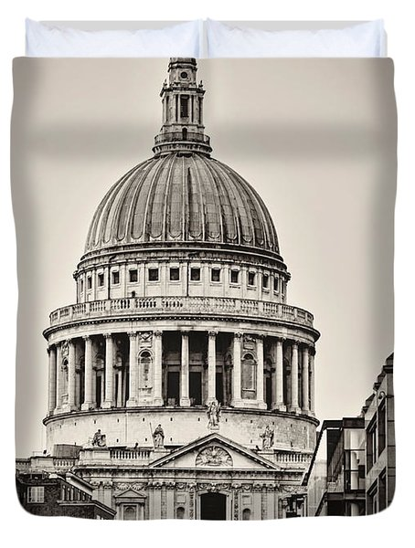 St Pauls London Duvet Cover
