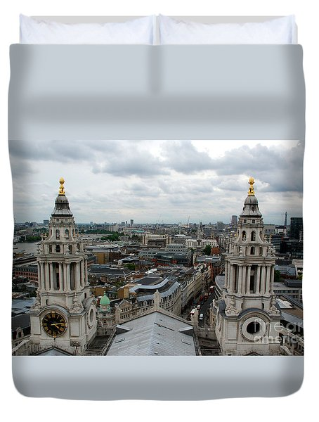 St Paul's View Duvet Cover