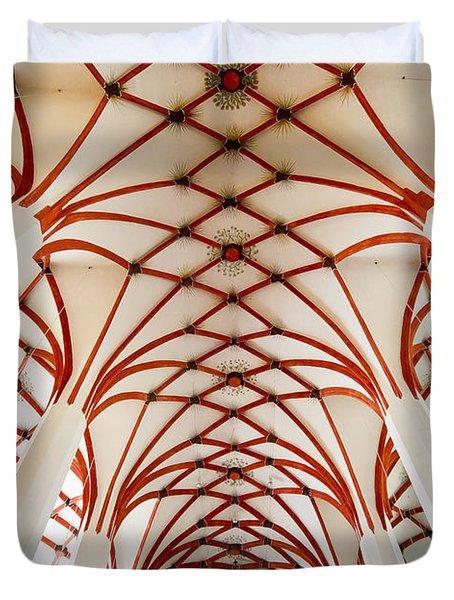 St Thomas Leipzig Duvet Cover