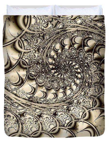 Stairway To Heaven Duvet Cover by Anastasiya Malakhova