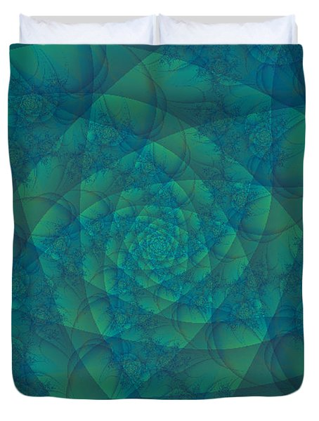 Stand By Duvet Cover