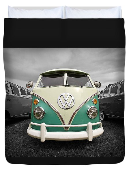 Standing Out Duvet Cover by Steve McKinzie