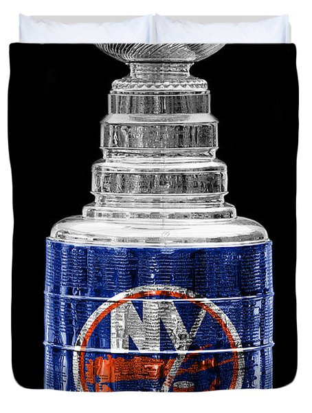 Stanley Cup 10 Duvet Cover