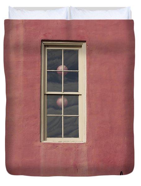 Star-light Window Duvet Cover