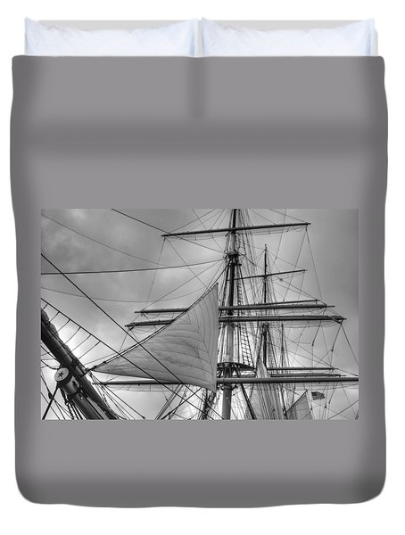 Star Of India 2 Duvet Cover