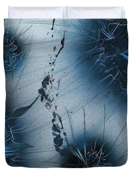 Star-storm Duvet Cover
