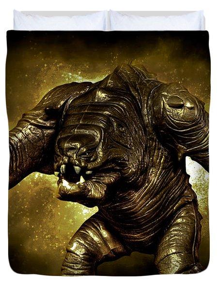 Star Wars Rancor Monster Duvet Cover