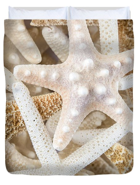 Starfish 2 Duvet Cover
