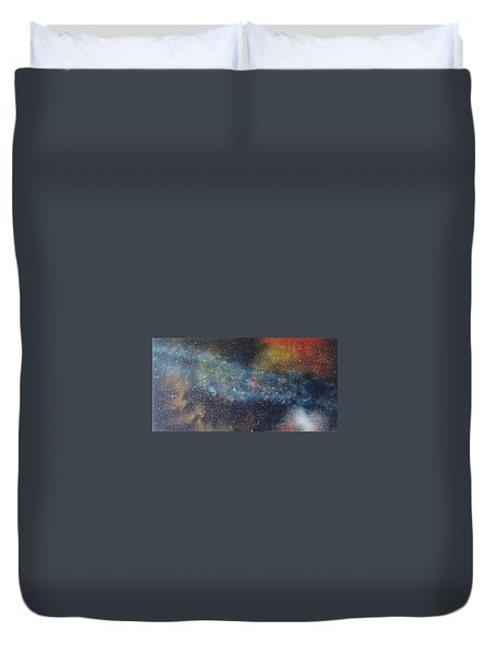 Stargasm Duvet Cover by Sean Connolly