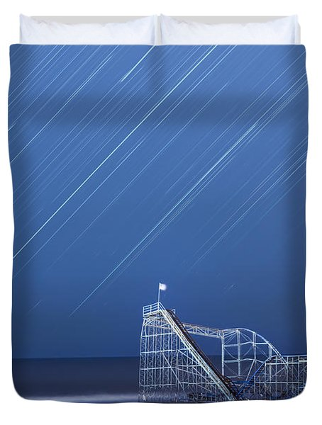 Starjet Under The Stars Duvet Cover