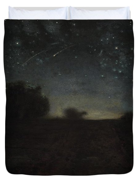 Starry Night Duvet Cover